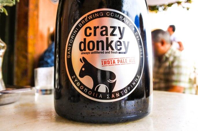 Crazy Donkey Pale Ale