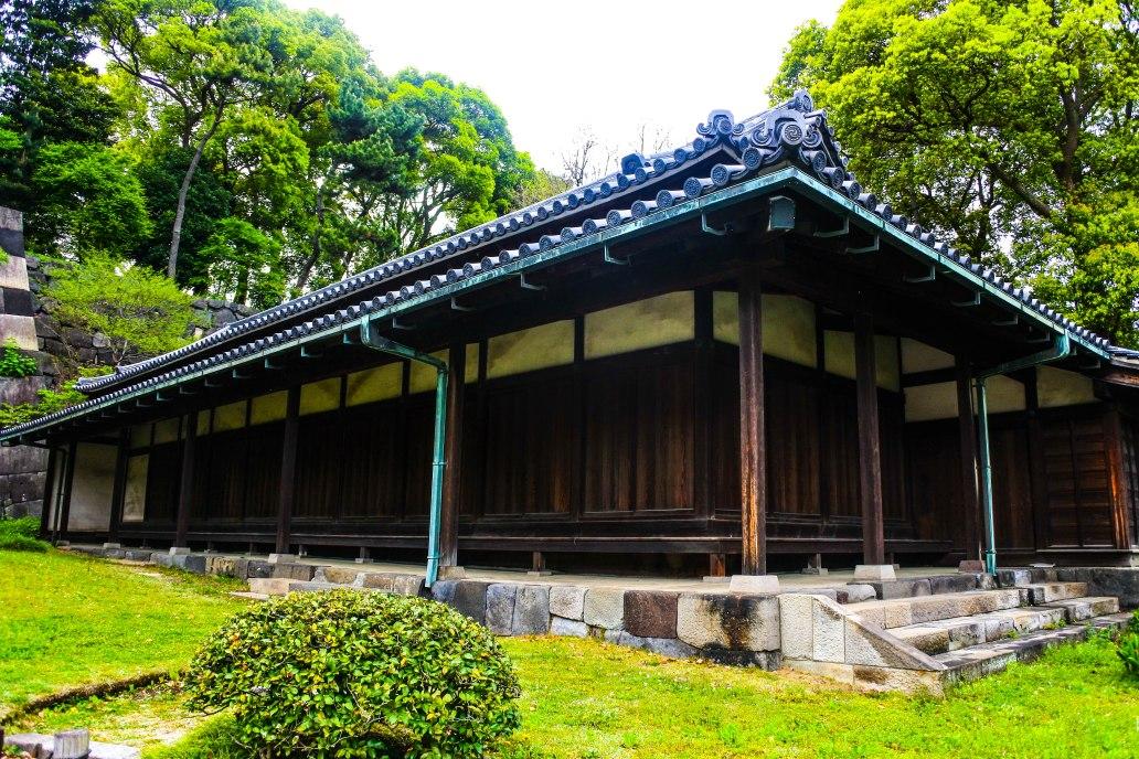 O-bansho Guardhouse Tokyo Imperial Palace